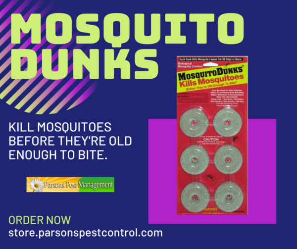 Mosquito Dunks by Summit - (20 pack)