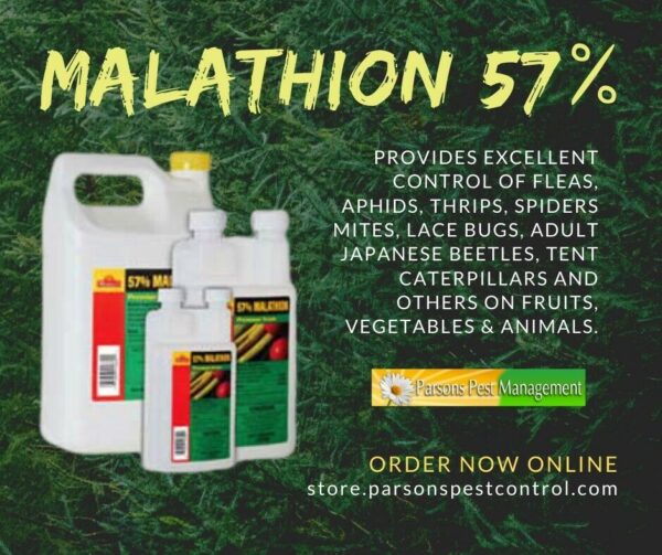 Malathion 57% by Control Solutions - (pint)